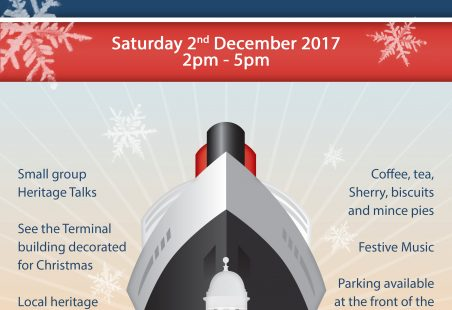 Christmas at the Cruise Terminal - 2nd December 2017