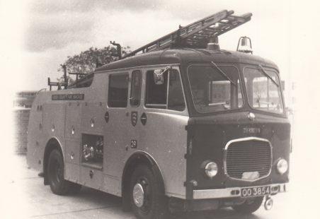 Tilbury Fire Station