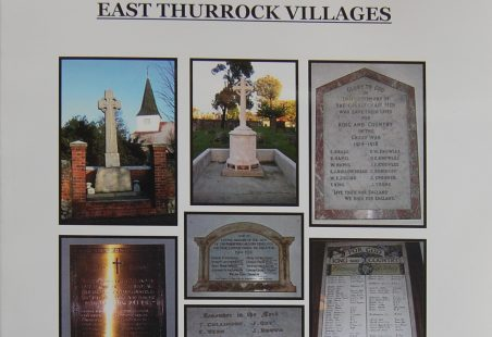 Thurrock's Great War Memorials
