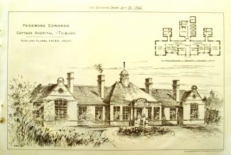 Architects drawing | Thurrock Museum