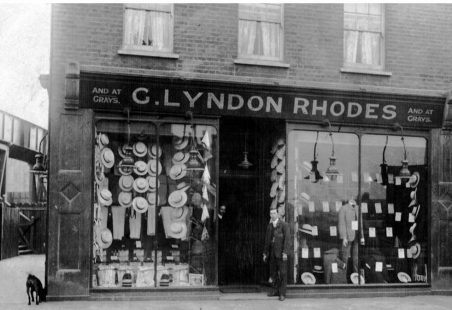 C. Lyndon Rhodes Dock Road Tilbury