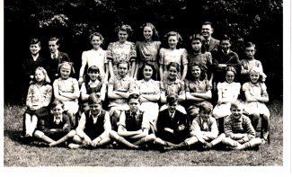 class of 1949 Open Air School Grays