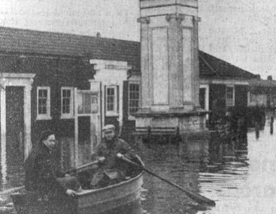 The story of the floods in 1953