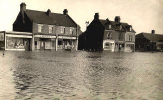 Tilbury Floods