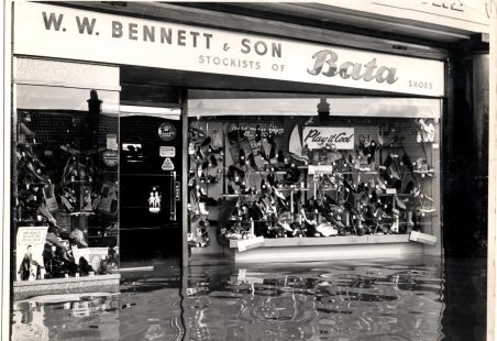 1968 - Smaller flood