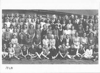 St.Chads (Girls ) 1948