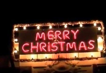 Tilbury Christmas Lights, 2008