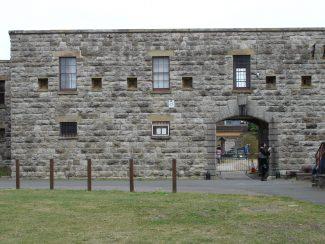 Onto CoalHouse fort