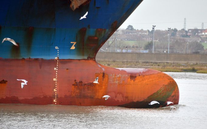PARTICI leaving the Thames | Jack Willis