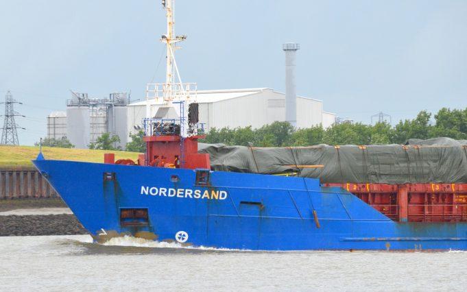 NORDERSAND on the Thames   Jack Willis