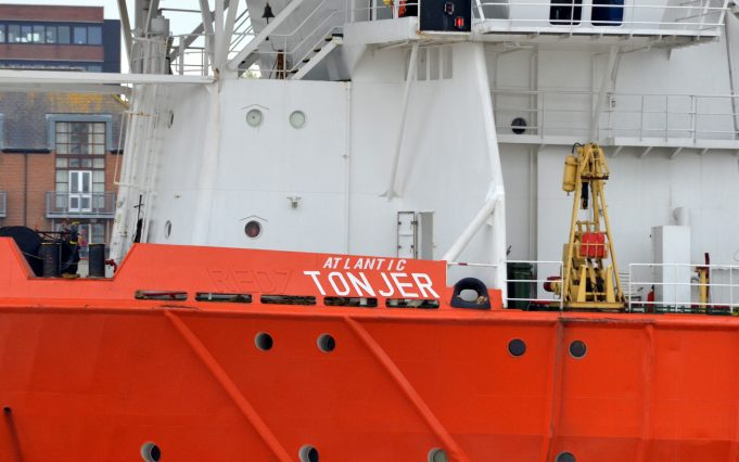 ATLANTIC TONJER OF Tilbury | Jack Willis