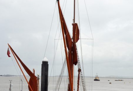 ARDWINA sailing barge