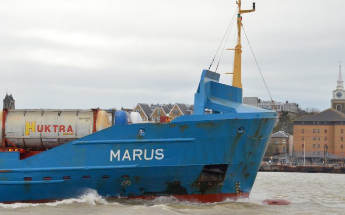 MARUS on the Thames | Jack Willis