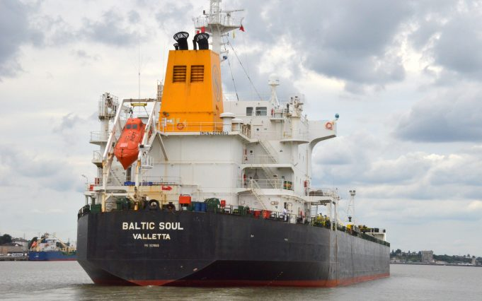 BALTIC SOUL arriving from Brofjorden | Jack Willis