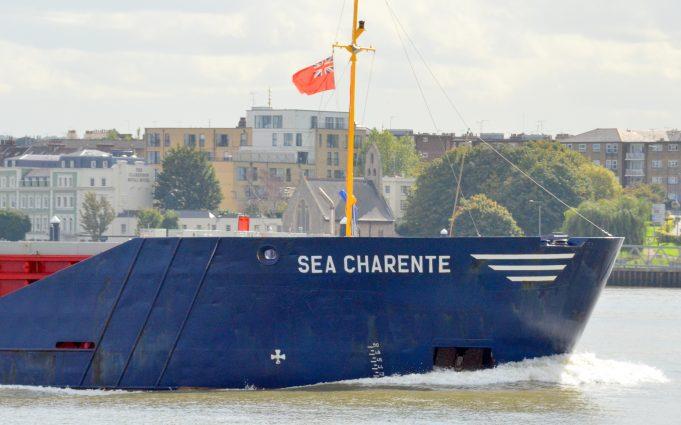 SEA CHARENTE | Jack Willis
