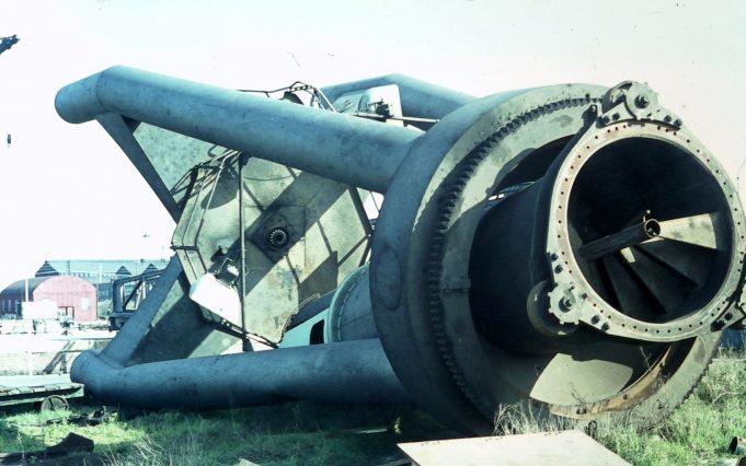 Death of a crane | Jack Willis