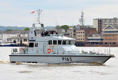 HMS EXAMPLE P165