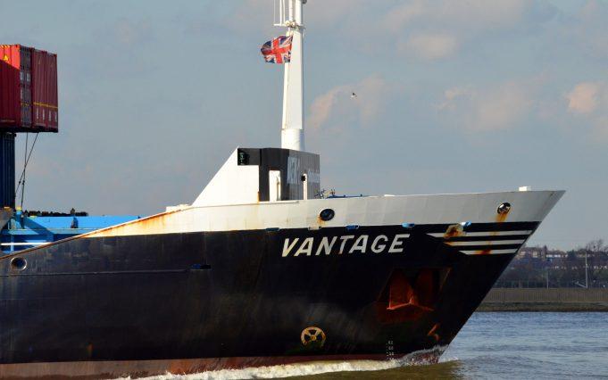 VANTAGE IN THE RIVER | Jack Willis