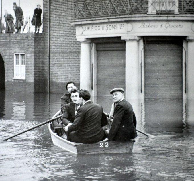 1953 tilbury floods