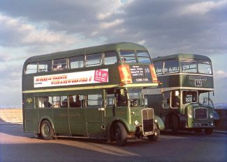bus service for tilbury ferry