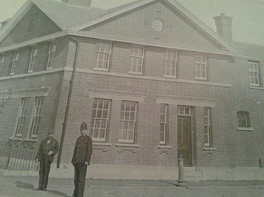Tilbury Police Station (c1910)