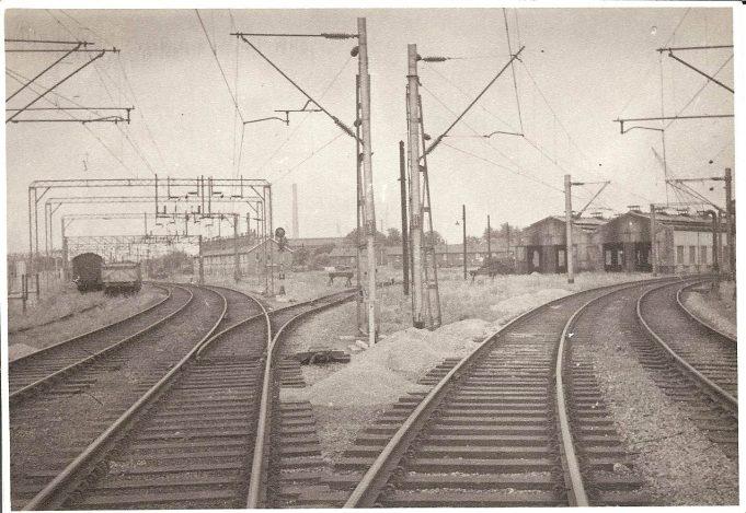 Tilbury Riverside c1960