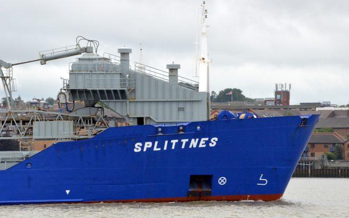 SPLITTNES for Tilbury docks | Jack Willis