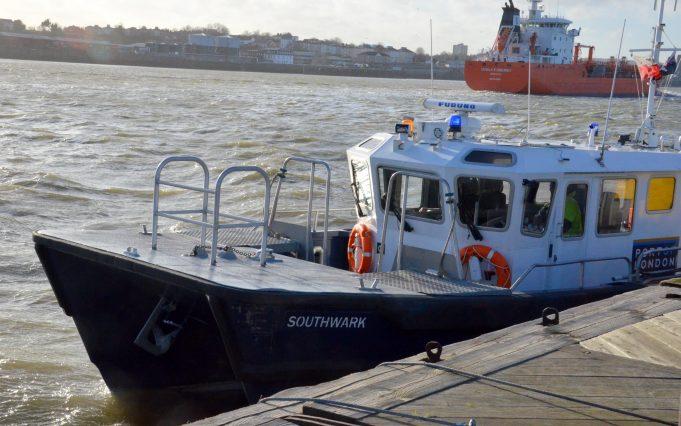 SOUTHWARK   pla vessel | Jack Willis
