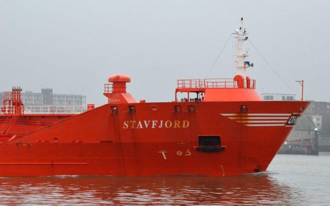 STAVFJORD on the Thames | Jack Willis