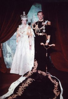 A coronation portrait | National Film Board of Canada: Still Photography Division.