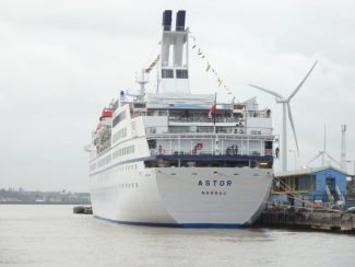 Astor in Tilbury