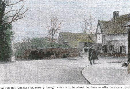 Chadwell Hill