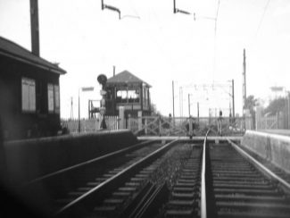 Between platforms - 1960s.