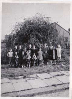 Bonfire Night 5th November 1948