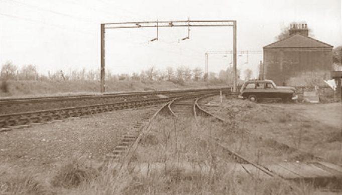 Branch line, 1960s