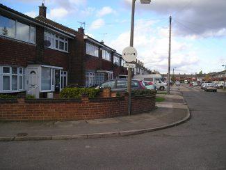 Bryanstone Road today
