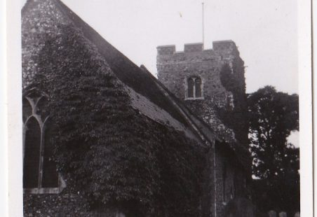 Chadwell St. Mary Church