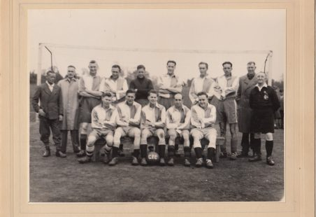 Chadwell Old Boys F.C. 1948-49