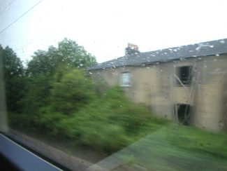 Cottages From Train - 2000