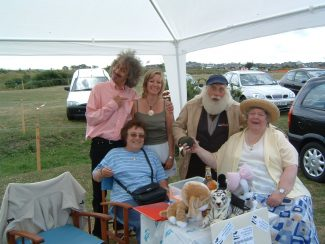 Some of the Team. Pat Moores Annie O'Brien ( Formally Archer) and June brown | Tilbury Riverside Project