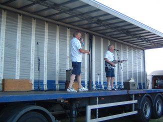 Morgan and Dean. | Tilbury Riverside Project