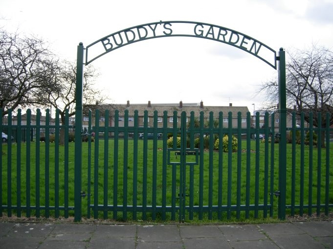 Buddy's Garden