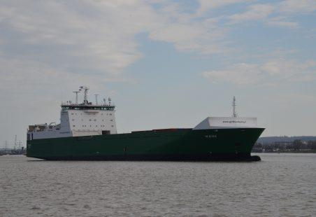 MISIDA off Tilbury