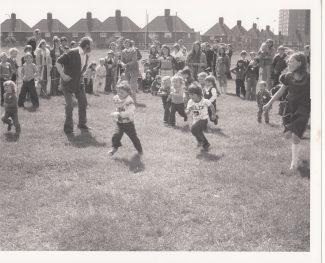 Daisy Field Sports Day
