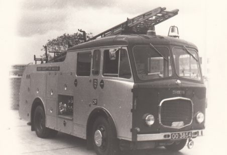 Tilbury Fire Station 1961