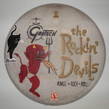 Butch's Drum Skin | Cliff Cowin