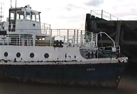Tilbury Ferry - 1996