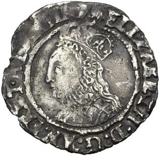 A groat coin of Elizabeth I | from John Smith