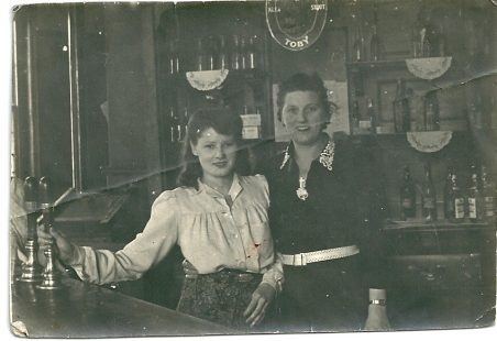 Tilbury Barmaids