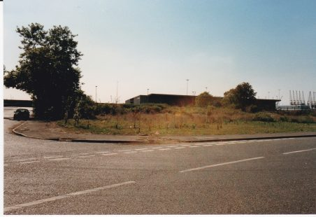 Junction of Ferry Road and Peninsula Road, early 90's